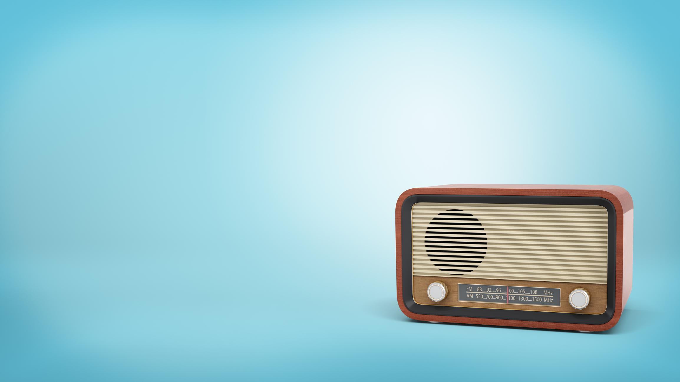 Choix d'une radio portable